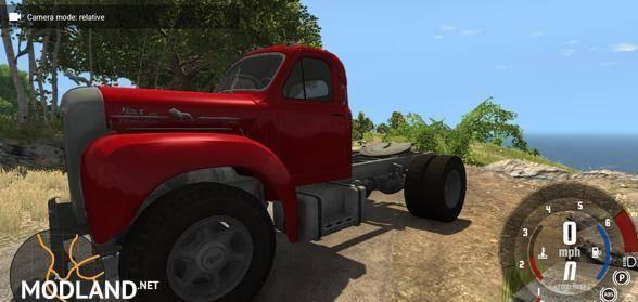 Mack B61 Truck Mods [0.5.6]